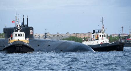Το πιο σύγχρονο πυρηνικό υποβρύχιο της Ρωσίας εντάσσεται στο Πολεμικό Ναυτικό της χώρας