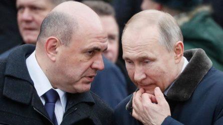 Πούτιν και Μισούστιν θα συζητήσουν την οικονομική σωτηρία της Ρωσίας