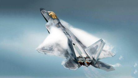 F-22 αναχαίτισαν τέσσερα ρωσικά αναγνωριστικά στην Αλάσκα