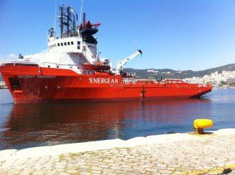 Το Valiant Energy στην Αλεξανδρούπολη για το LNG
