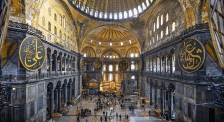 Εκκλησία της Ελλάδος: Μετατροπή της Αγίας Σοφίας θα επιφέρει την διαμαρτυρία όλων των Χριστιανών