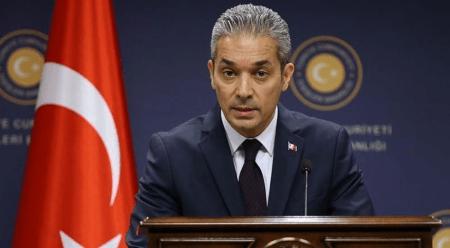 Εκπρόσωπος του τουρκικού ΥΠΕΞ για δηλώσεις Δένδια: Οι απειλές και οι εκβιασμοί δεν θα έχουν αποτέλεσμα