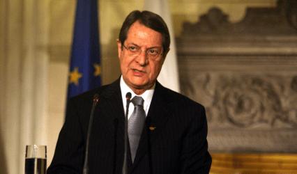 Ικανοποίηση Αναστασιάδη για τα συμπεράσματα του Ευρωπαϊκού Συμβουλίου για την Αν. Μεσόγειο