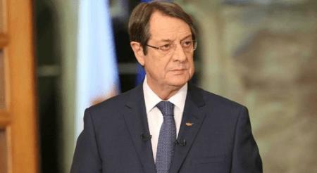 Νίκος Αναστασιάδης: Να πετύχουμε ανάσχεση της ακατάσχετης αξίωσης της Τουρκίας