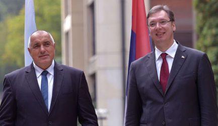 Μπορίσοφ και Βούτσιτς για την πρόοδο έργων υποδομών και ενέργειας