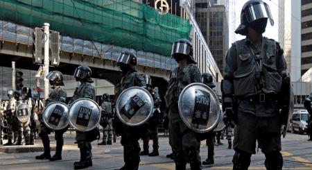 Η Κίνα ενέκρινε τον νόμο περί ασφάλειας στο Χονγκ Κονγκ