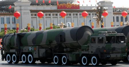 Το Πεκίνο ανακοίνωσε πως θα ενταχθεί στη Συνθήκη για το Εμπόριο Όπλων