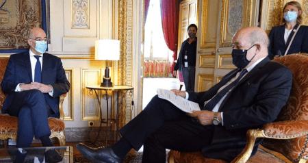Νίκος Δένδιας στην Le Figaro: H ελληνογαλλική φιλία και συνεργασία είναι ιδιαιτέρως στενή