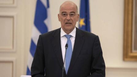 Υπουργός Εξωτερικών: Ο πρέσβης Τζέφρι Πάιατ έχει καταστεί παράδειγμα τοποθετήσεων για τις ελληνοτουρκικές διαφορές