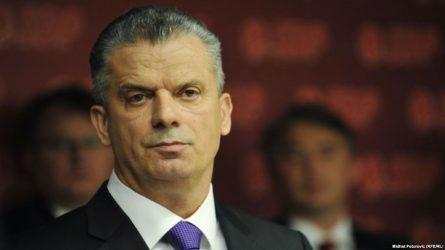 Φαρχουτίν Ραντόντσιτς: Ο αρχηγός του κράτους ήταν στο πλευρό του πρέσβη του Πακιστάν, χωρίς να ακούσει τα επιχειρήματα του Υπουργείου Ασφαλείας