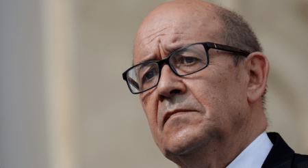 Γάλλος υπουργός Εξωτερικών: Η Τουρκία απειλεί τα συμφέροντα των «συμμάχων μας Ελλάδας και Κύπρου»