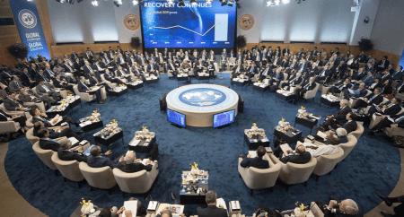 ΔΝΤ: Μεγαλύτερη ύφεση της παγκόσμιας οικονομίας φέτος και εκτίναξη του παγκόσμιου δημόσιου χρέους