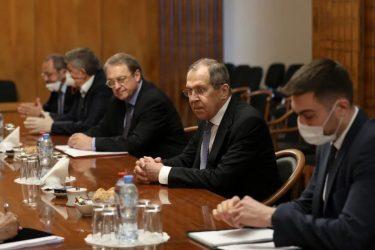Συνάντηση εργασίας Ρωσίας – Λιβύης στη Μόσχα