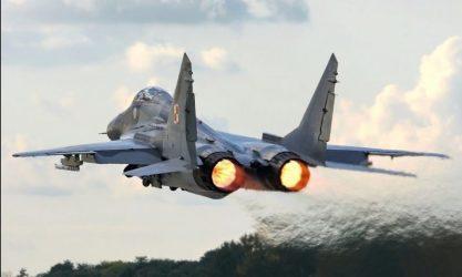 Πρεσβεία Ρωσίας στη Δαμασκό: Η Ρωσία πέταξε μια σειρά από προηγμένα μαχητικά αεροσκάφη MiG-29 στη Συρία