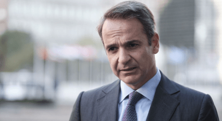 O Αρχηγός ΓΕΕΘΑ ενημέρωσε τον Πρωθυπουργό για την κατάσταση στην Ανατολική Μεσόγειο