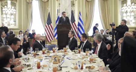 Ήρθε η στιγμή η ομογένεια στις ΗΠΑ σε αυτές τις εκλογές να στηρίξει την Ελλάδα