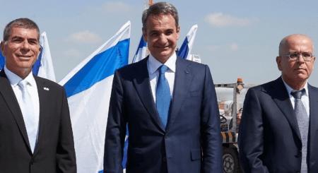 Ισραηλινή Πρεσβεία: Eκτιμούμε την απόφαση της κυβέρνησής να επιλέξει το Ισραήλ για την Σχολή Πολεμικής Αεροπορίας