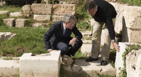 Τζέφρι Πάιατ: Και φέτος στην εκστρατεία «Πάμε Ελλάδα»