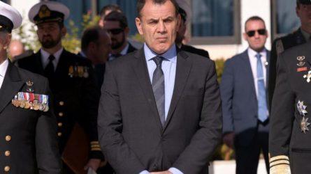 Νίκος Παναγιωτόπουλος: «Η ευθύνη που μας κληροδοτούν οι ήρωες πεσόντες ιερολοχίτες και καταδρομείς είναι βαριά»