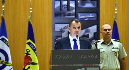 Απάντηση Υπουργού Άμυνας στον Τούρκο Πρέσβη: Το λέμε και το κάνουμε πράξη