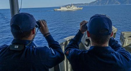 Herakleion Navy Hydrographic Service issues counter-NAVTEX