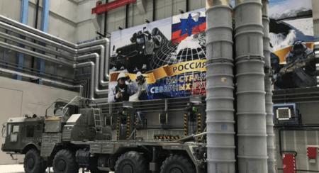 Συνομιλίες Μόσχας-Άγκυρας για την παράδοση δεύτερης συστοιχίας S-400
