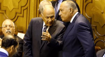 Υπουργός Εξωτερικών Αιγύπτου: Η Τουρκία απειλεί Αραβική περιοχή