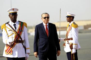 Παρέμβαση Τουρκίας στο Σουδάν μέσω Τρίπολης