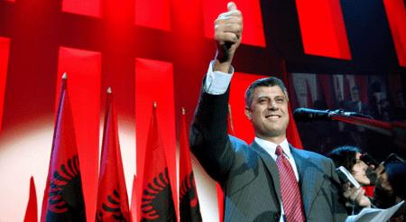 Κατηγορούμενος για εγκλήματα πολέμου ο πρόεδρος του Κοσόβου Χασίμ Θάτσι