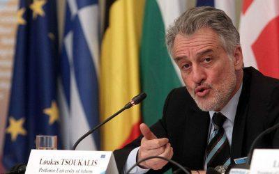 Παρέμβαση του Προέδρου του ΕΛΙΑΜΕΠ Λουκά Τσούκαλη για τις ελληνοτουρκικές σχέσεις