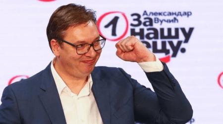 Σερβία: Νίκη Βούσιτς με χαμηλό ποσοστό συμμετοχής