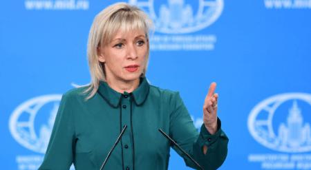Μαρία Ζαχάροβα: Η αύξηση των αμυντικών δαπανών της Σουηδίας μας ανησυχεί