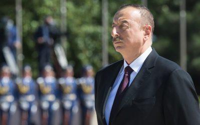 Αλίγιεφ: Ο στρατός θα καταλάβει όλες τις περιοχές στο Ναγκόρνο Καραμπάχ αν δεν αποχωρήσει η Αρμενία