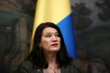 Υπουργός Εξωτερικών Σουηδίας: Αυτό που συμβαίνει στην Ανατολική Μεσόγειο είναι λόγος ανησυχίας
