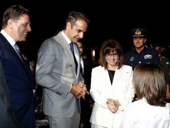 Στον Ναό του Ολυμπίου Διός η εκδήλωση της ελληνικής προεδρίας του Συμβουλίου της Ευρώπης