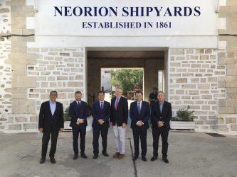 Διευθύνων σύμβουλος της ΟΝΕΧ: Στόχος τα ναυπηγεία της Σύρου και της Ελευσίνας να λειτουργήσουν ως ένα