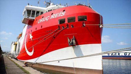 Η Τουρκική Πρεσβεία στην Ουάσινγκτον «καλύπτει την» αποχώρηση του στόλου τους- Το «Ορούτς Ρέις» ξεκίνησε έρευνες αναφέρει