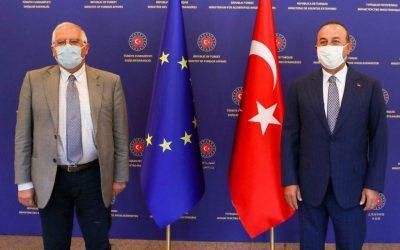 Μπορέλ από Τουρκία: Αυτό που έκανα εδώ είναι να διασφαλίσω την έναρξη διαπραγματεύσεων