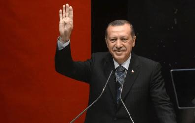 Ο Ερντογάν παραδίδει στην Μουσουλμανική Αδελφότητα το σύμβολο που έχει ανάγκη,την Αγία Σοφία