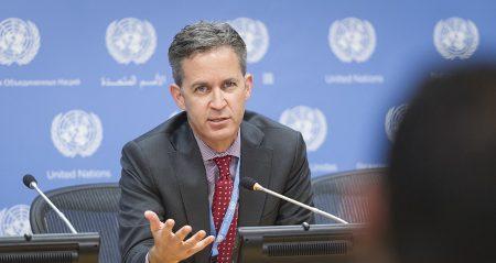 Aνήσυχος ο ειδικός εισηγητής του ΟΗΕ για το μέλλον του Χονγκ Κονγκ