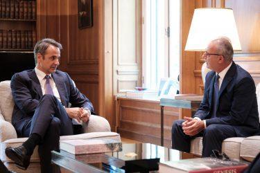 Πρωθυπουργός: Ελλάδα και Κύπρος συντονίζονται κόντρα στις εθνικές προκλήσεις