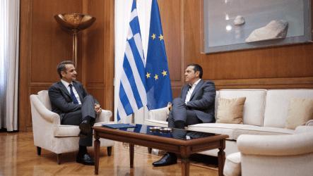 Αλέξης Τσίπρας στον Πρωθυποργό: Να εντατικοποιηθούν οι διαπραγματεύσεις με την Αίγυπτο για τον καθορισμό ΑΟΖ
