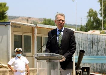 Ο Τζέφρι Πάιατ επιβεβαιώνει ότι η ΟΝΕΧ φέρνει πιο κοντά στην Ελλάδα τον 6ο στόλο