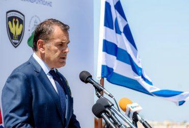 Υπουργός Άμυνας στους εργαζόμενους των Ναυπηγείων Ελευσίνας: Θα ναυπηγήσετε και άλλα Πολεμικά πλοία