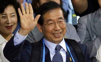 Νότια Κορέα: Νεκρός εντοπίστηκε ο δήμαρχος της Σεούλ