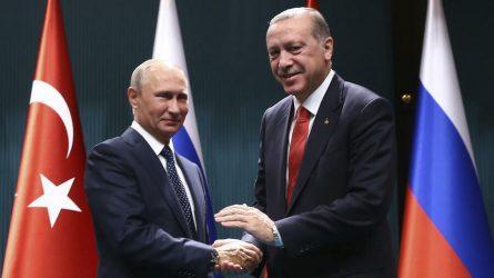 Πούτιν σε Ερντογάν: Μην πειράξεις την Συνθήκη του Μοντρέ