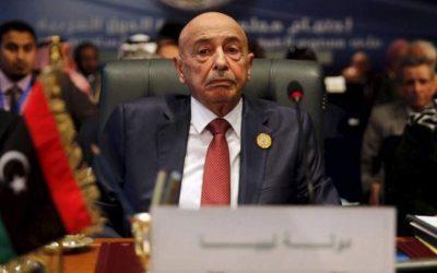 Στη Ρωσία για συνομιλίες ο πρόεδρος της λιβυκής Βουλής