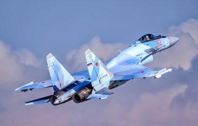 Ρωσικά μαχητικά αναχαίτισαν τρία αμερικανικά βομβαρδιστικά B-52 στον εναέριο χώρο της Μαύρης Θάλασσας