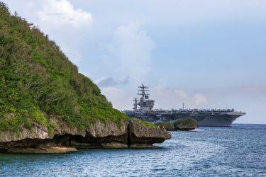 Αμερικανικά αεροπλανοφόρα «δίπλα» στην Ταϊβάν