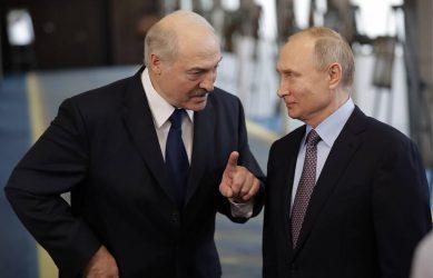 Λουκασένκο: Τρίτες χώρες υποκινούν διαδηλώσεις, πρέπει να μιλήσω με τον Πούτιν